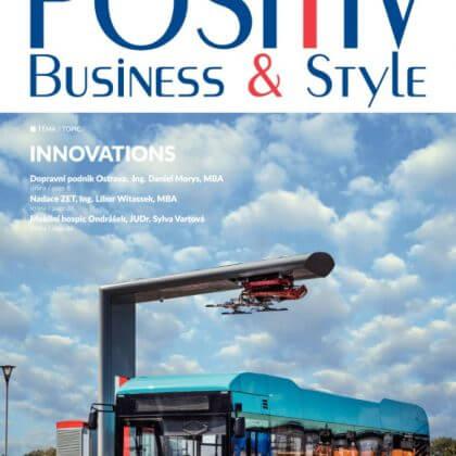 Positiv Business & Style 4/2018