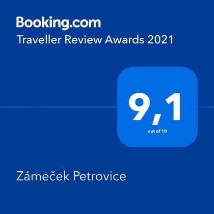 Traveller Review Awards 2021 – Booking.com