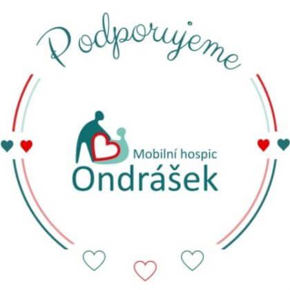 Podpodrujemy Mobilní hospic Ondrášek