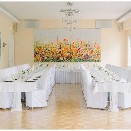Wedding at Chateau Petrovice